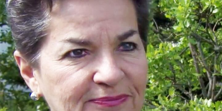 Christiana Figueres interview